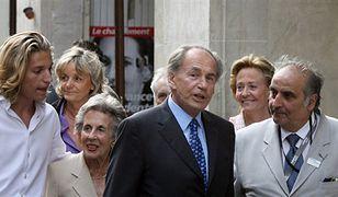 Ojciec Sarkozy'ego był kloszardem