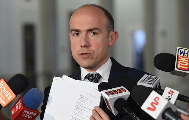 """Borys Budka: wierzę, że będę """"trzecią drogą"""" w PO"""