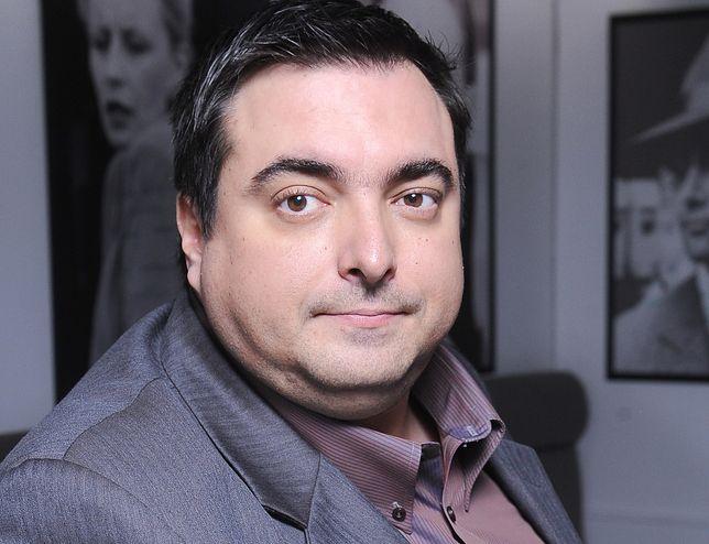 """Tomasz Sekielski nakręcił """"Tylko nie mów nikomu"""""""