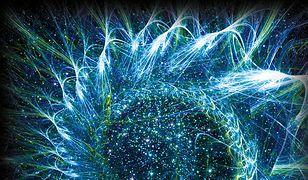 Kosmiczna pajęczyna. Tajemnicza struktura Wszechświata