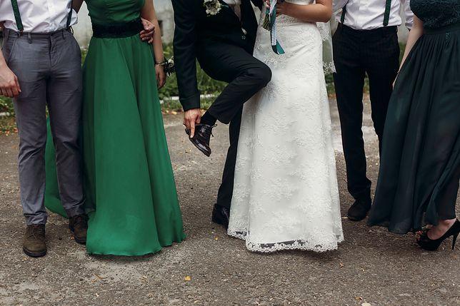 Jej były wziął ślub. Nie może się z tym pogodzić