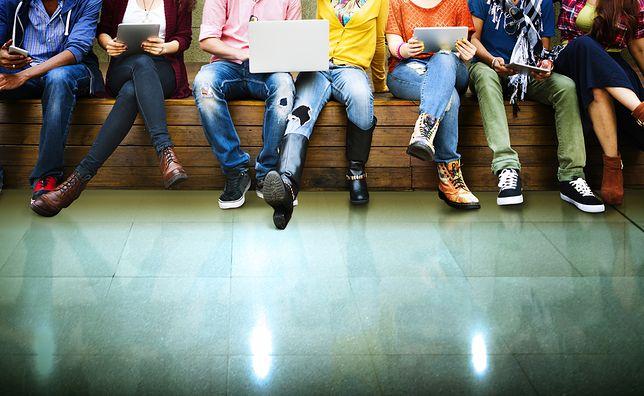 Problemy wychowawcze szczególnie często zdarzają się wśród nastolatków