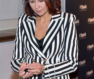 Anna Popek wdała się w dyskusję z internautą