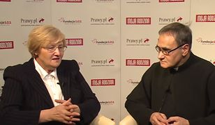 Hrynkiewicz udzieliła wywiadu serwisowi Prawy.pl