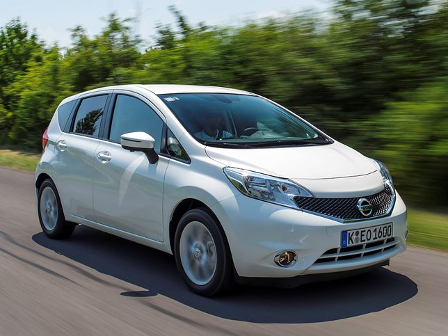 Nissan Note wycofany z produkcji. Znamy powody