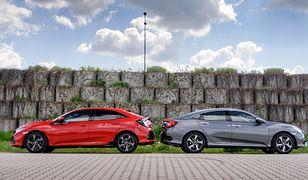 Honda Civic Sedan (2017) – dalszy ciąg ofensywy generacji X