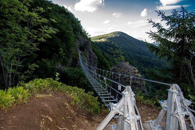 Most ma 78,5 m długości
