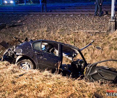 Wypadek na przejeździe w Opolu-Świerczynie