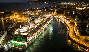 Grupa Costa jest pierwszym na świecie armatorem, który wykorzystuje technologię LNG do napędzania statków