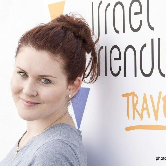 Karolina Mints mieszka w Izraelu, tam założyła rodzinę