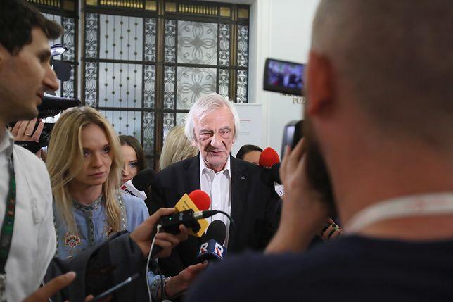 To Ryszard Terlecki poinformował o skróceniu posiedzenia Sejmu