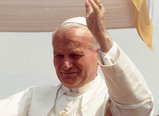 Nauczanie Jana Pawła II trafiło na Facebooka