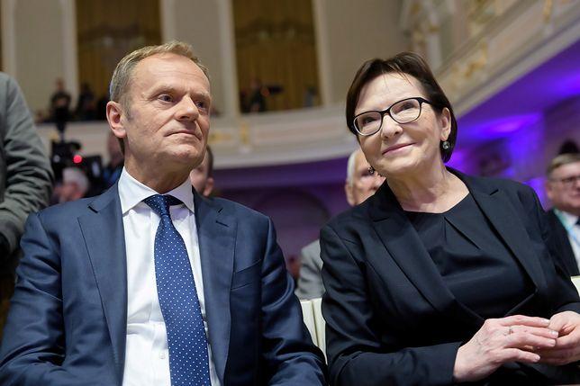 Donald Tusk i Ewa Kopacz przed Trybunałem Stanu? Polityk PiS szacuje szanse