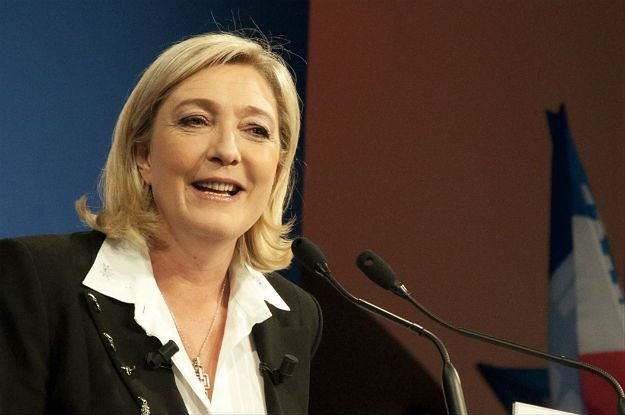"""Marine Le Pen ogłosiła """"śmierć"""" układu z Schengen"""