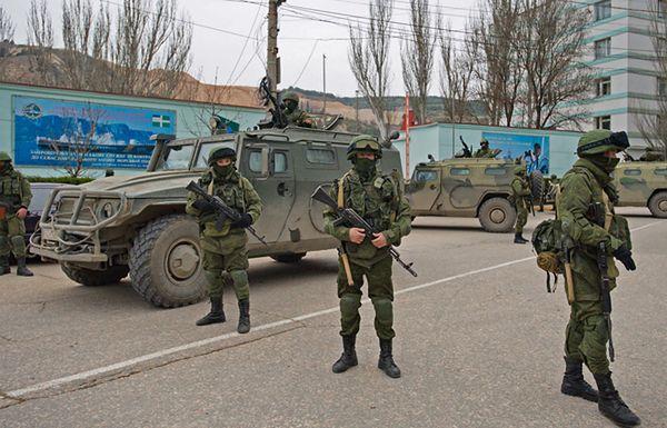 Analityk ds. Ukrainy dla WP.PL: Dynamika działań nie pozwala mi nie myśleć o okupacji kraju