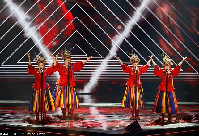 Tulia reprezentowała Polskę na Eurowizji