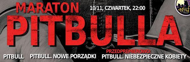 ENEMEF: Maraton Pitbulla z przedpremierą już 10 listopada  w Multikinie