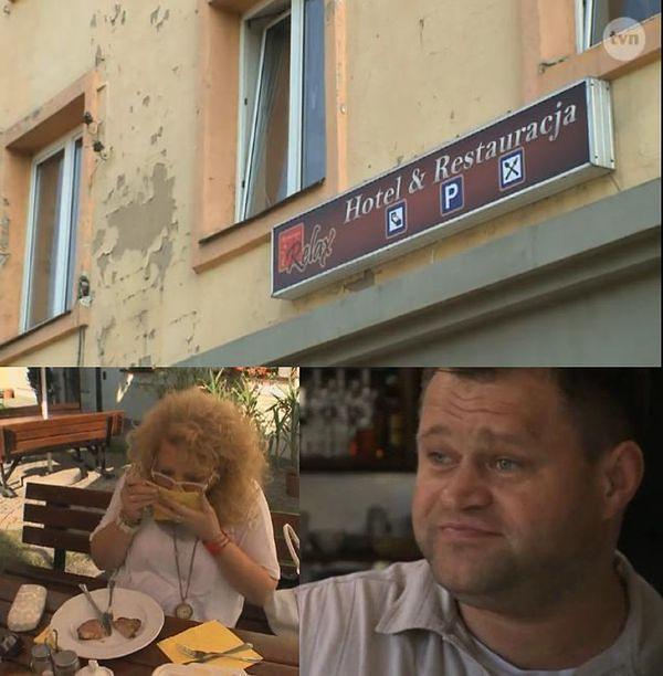 Restauracja rodem z czasów PRL
