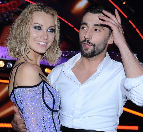 Joanna Moro i Rafał Maserak
