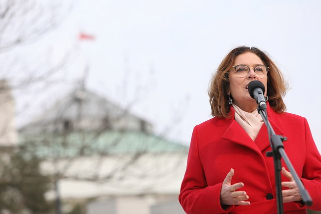Wybory prezydenckie 2020. Małgorzata Kidawa-Błońska: zawieszam całkowicie swoją kampanię