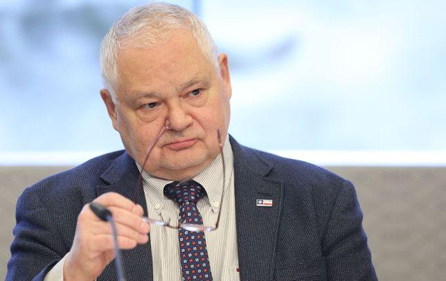 """Adam Glapiński mówił po wybuchu epidemii, że """"kryzys będzie bardzo głęboki"""""""