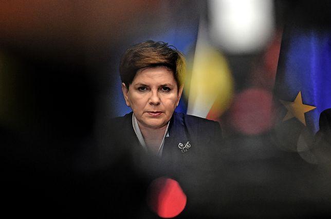 Beata Szydło nie sprawdziła się w Brukseli