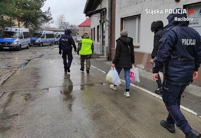 Racibórz. Dwoje Syryjczyków nielegalnie przekroczyło granicę Polski.