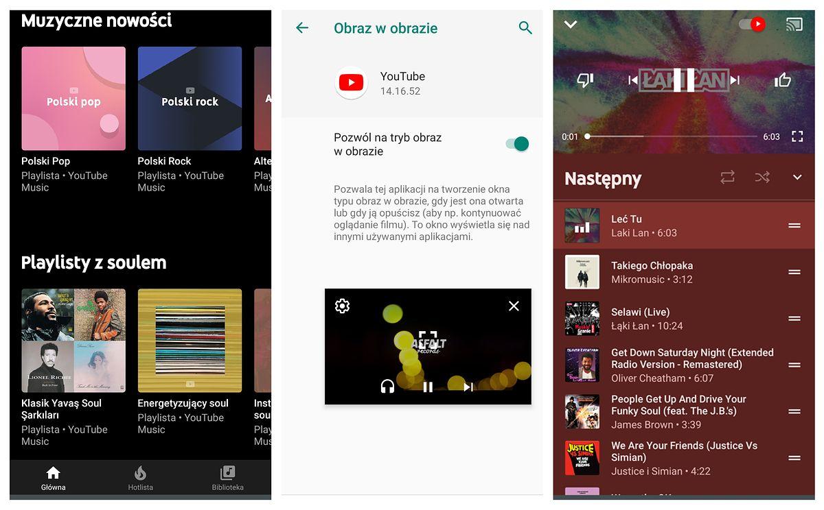 YouTube Premium i YouTube Music Premium od dziś w Polsce