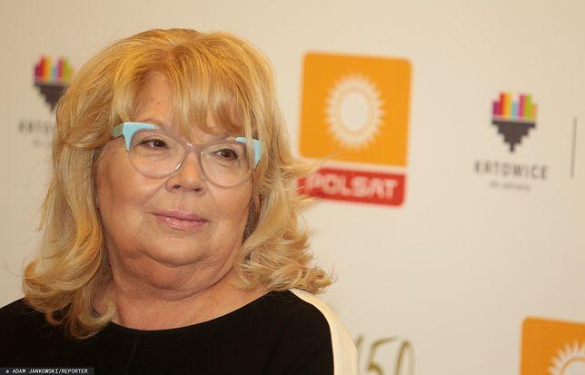 Nina Terentiew otworzyła wiosenną ramówkę Polsatu