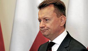 Mariusz Błaszczak usłyszy prokuratorskie zarzuty?