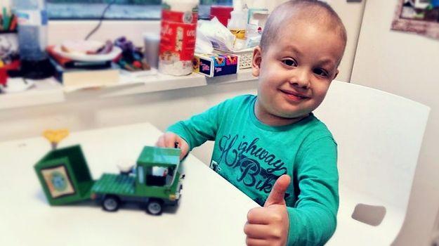 Pokaż, czym rozjedziesz raka i uratuj życie 6-letniemu Sewerynowi