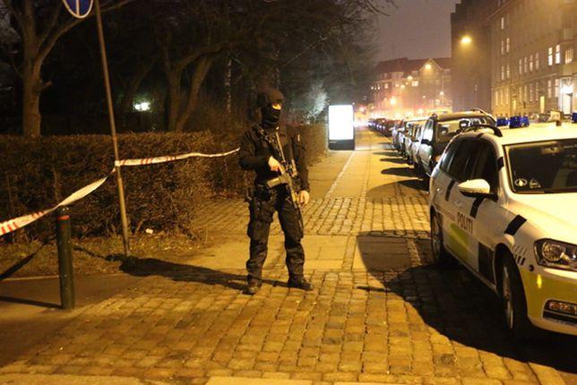 Policja poszukuje sprawcy strzelaniny w Kopenhadze