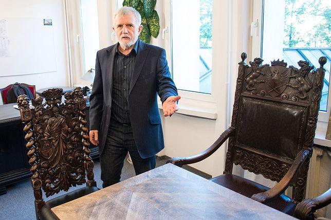 Cezary Morawski boryka się z długami teatru