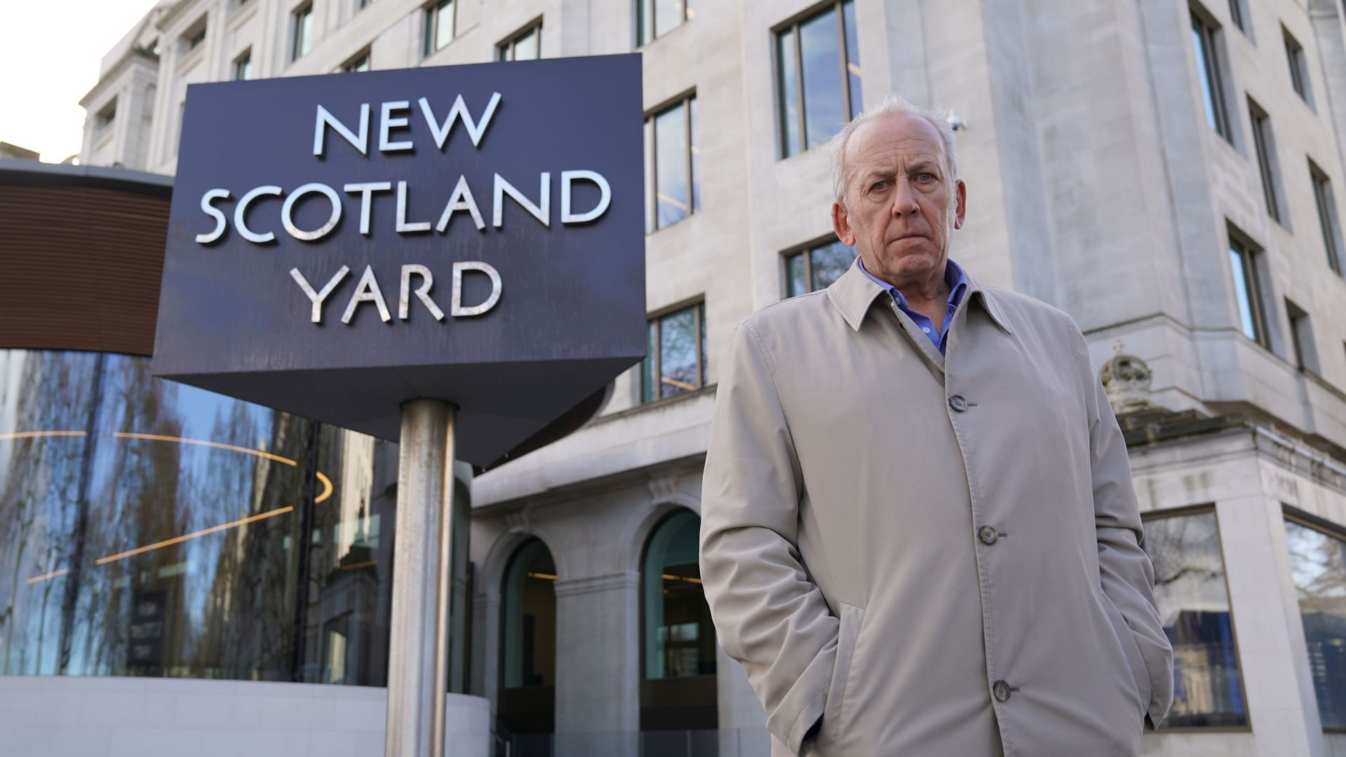 Bleksley - legenda Scotland Yardu