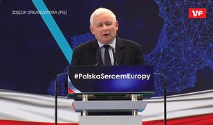 Kaczyński: zabiorą to co daliśmy, począwszy od 500+