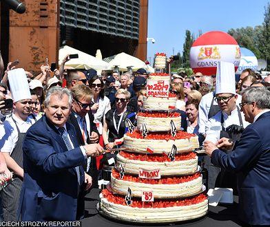 W Gdańsku hucznie świętują
