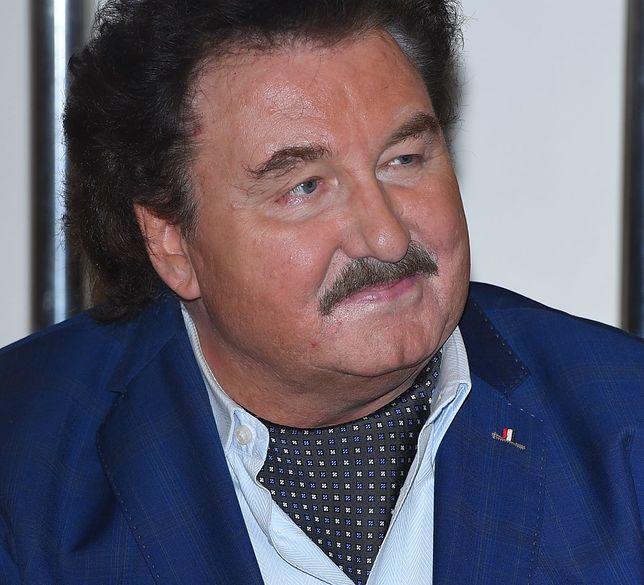 Krzysztof junior nie od dziś jest bohaterem plotkarskich gazet.