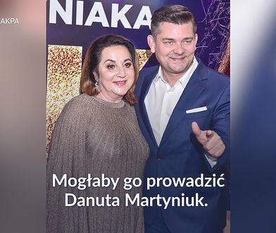 Żona Zenka Martyniuka zostanie gwiazdą TVP?