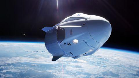 SpaceX odniósł kolejny sukces. Statek załogowy Dragon wystartował w kierunku ISS