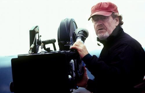Ridley Scott fot. CinePix Ridley Scott fot. CinePix