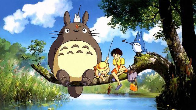 W bajkach japońskiego twórcy fantazja przeplata się ze światem rzeczywistym