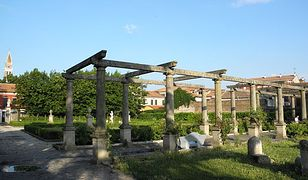 Ogrody Scarpari w Adrii zachwycają turystów zielenią
