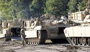 Amerykańskie czołgi w Polsce