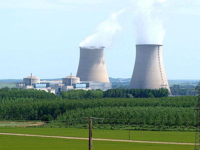 Elektrownię atomową koło Ostrowca buduje rosyjski koncern Rosatom.