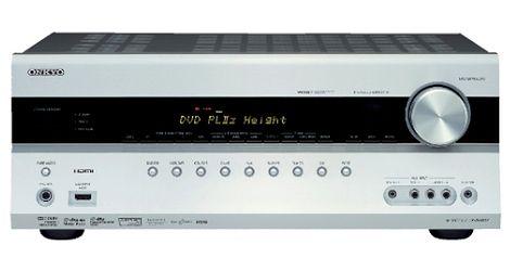 Ultranowoczesny amplituner Onkyo TX-SR60