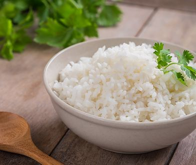 Gotowanie ryżu może sprawiać na początku problemy, ale trening czyni mistrza