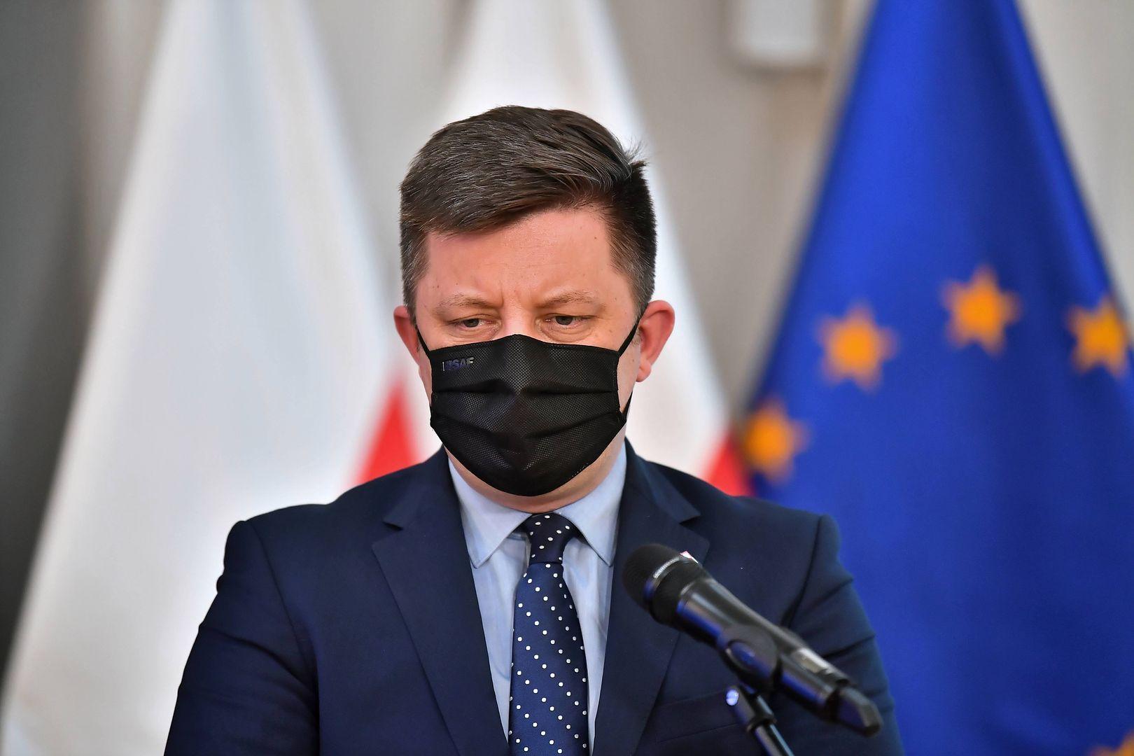 Afera mailowa. Katarzyna Lubnauer ostro o Michale Dworczyku: zdrada państwa, powinien zapłacić funkcją