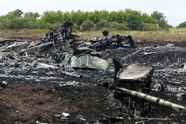 Ekspert krytykuje Ukrainę w związku z katastrofą MH17
