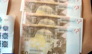 Gdańsk. Handlował podrobionym euro w sieci