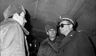 Jaruzelski: społeczeństwo popierało stan wojenny